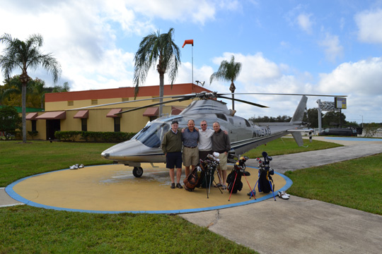 Helicopter Golfing Charter Orlando Fl  Helicopters Fort Myers  O39Brien