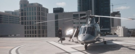 Michael Kors Helicopter Shoot Miami